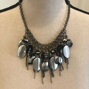 "Premier Designs "" On the Fringe"" Necklace"